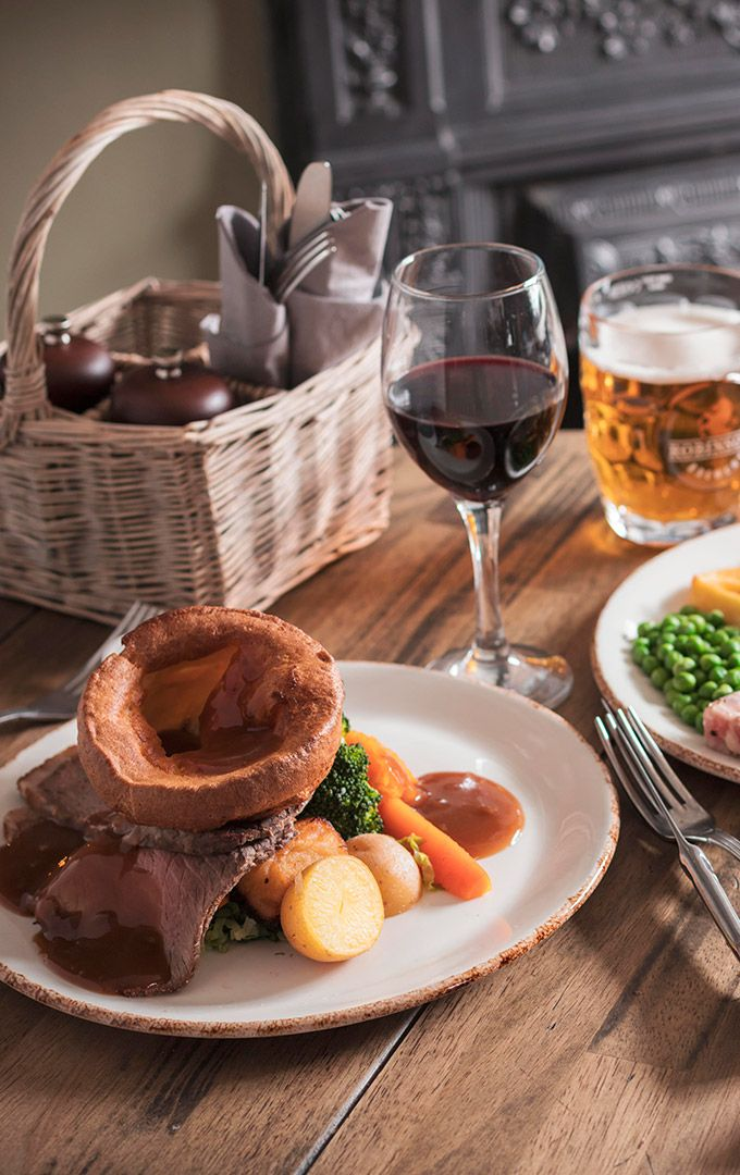 One of the best Sunday roasts near Congleton, Stoke and Macclesfield